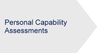 Personal Capability Assessments